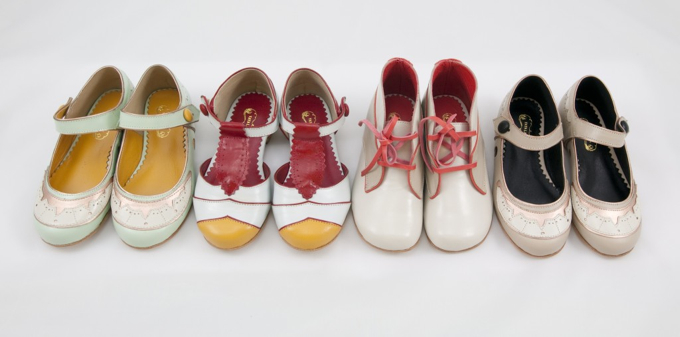 fb0335cabe506 Le scarpe bon ton per bambini di Yaya Lala