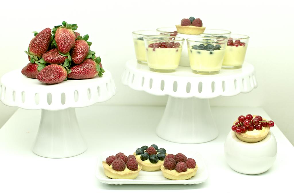 dettaglio dessert table