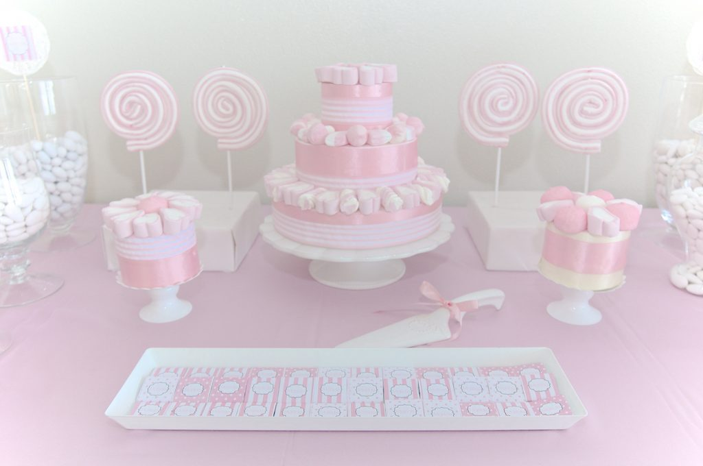 Buffet Di Dolci Battesimo : Tavolate buffet battesimo cerca con google candy bar table