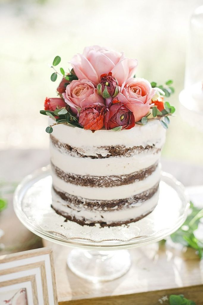 top 15 naked cake | www.piccolielfi.it