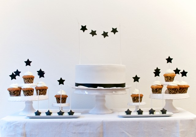 Party a tema stelline
