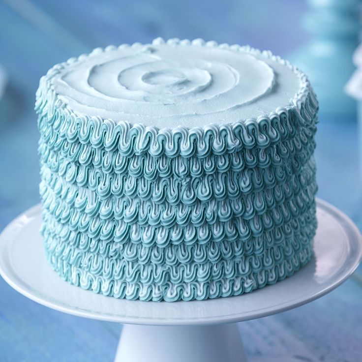 Piccoli Elfi |15 Most Beautiful Ruffle Cake