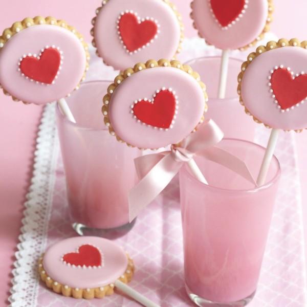 Peggy Porschen Sweetheart Cookies recipe