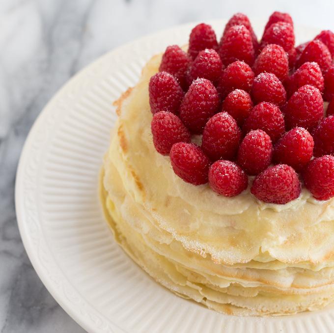 Piccoli Elfi | Crepe Cake