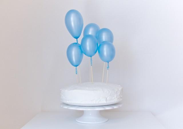 Compleanno a tema palloncini