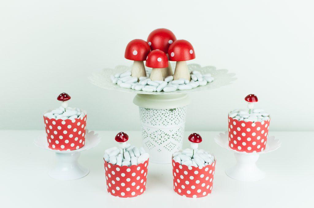 Natale bianco e rosso funghetti-10