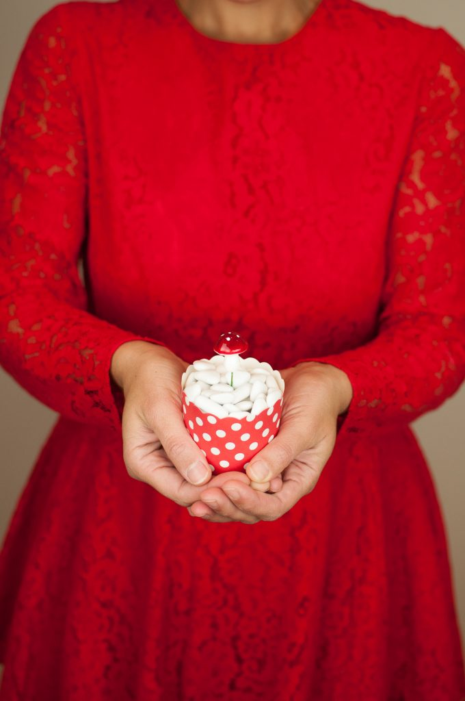 Natale bianco e rosso funghetti-13