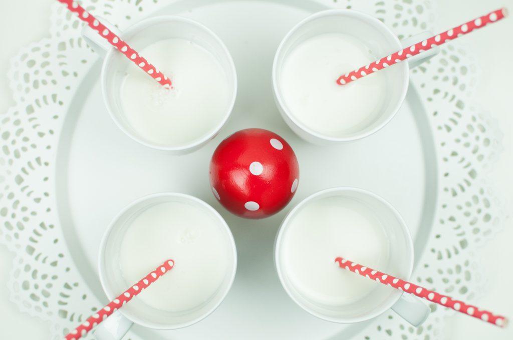 Natale bianco e rosso funghetti-8