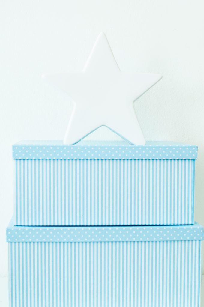 Stelle bianco e azzurro-2