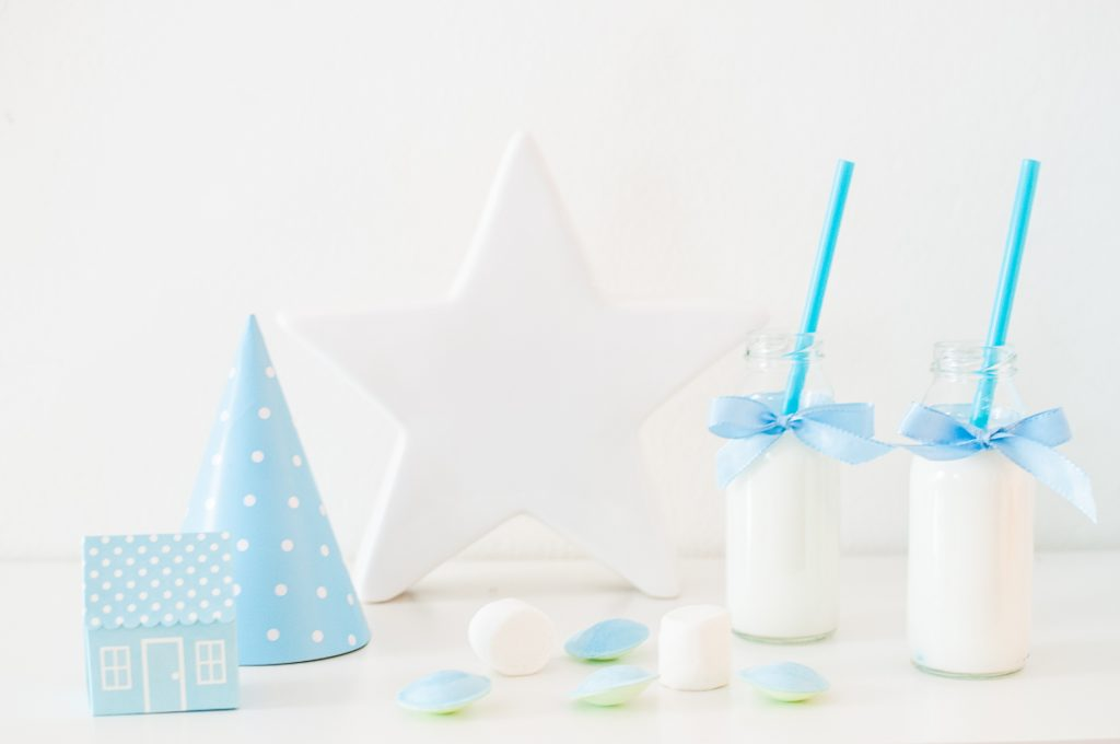 Stelle bianco e azzurro-6