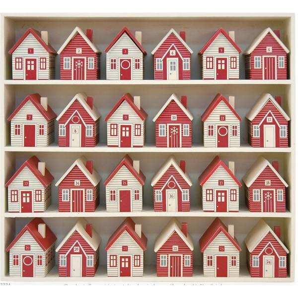 wooden-advent-calendar-village-in-red