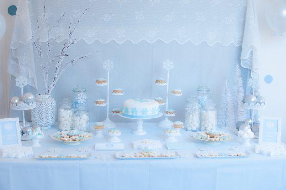Festa di compleanno a tema Frozen