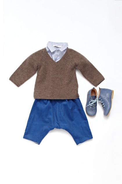 Ben noto L'impeccabile stile inglese di Caramel Baby & Child Abbigliamento  CB28