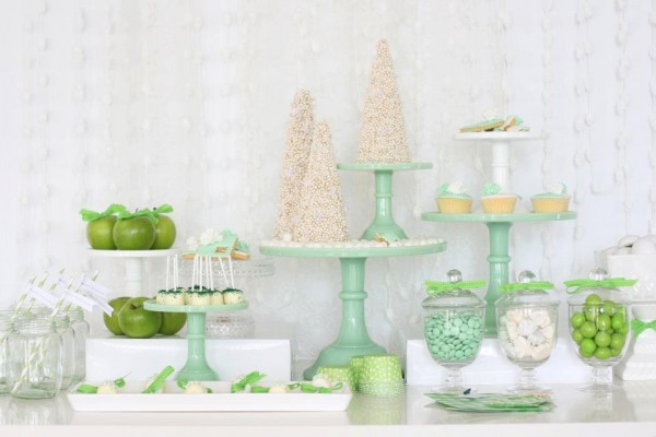 natale in bianco e verde