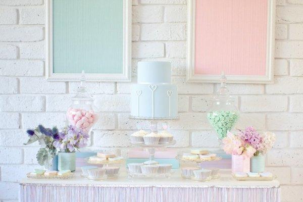 dessert table completo