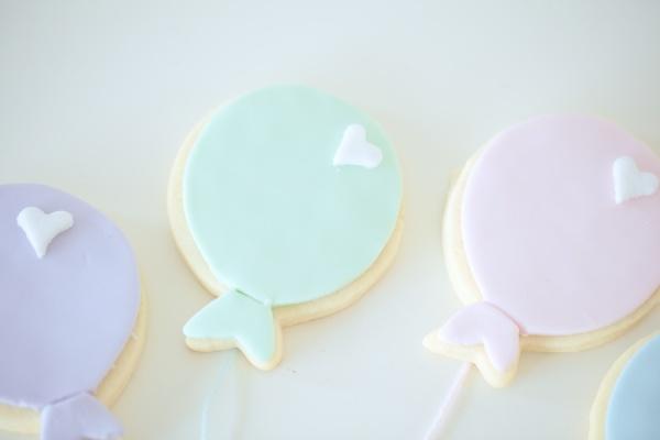 biscotti a palloncini