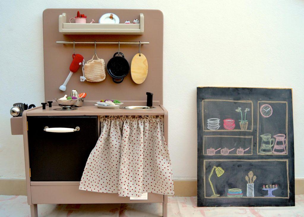 Le cucine giocattolo r tro di macarena bilbao - Cucine giocattolo ...