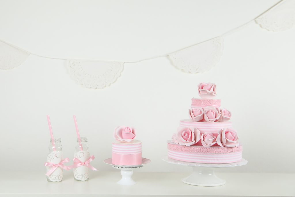 Piccoli elfi | Tea party con le rose