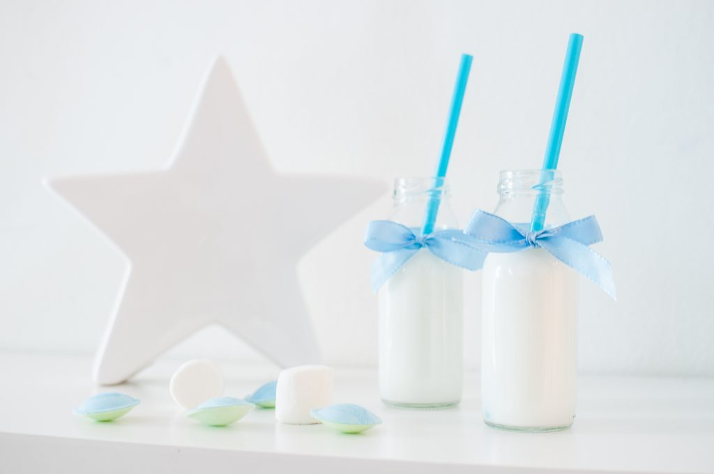 Stelle bianco e azzurro-7